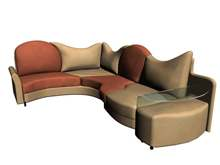 3D free models furniture